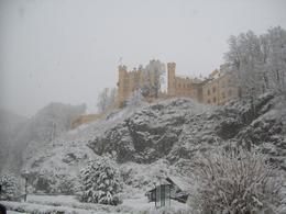 castle where King Ludwig grew up , Ian M - January 2011