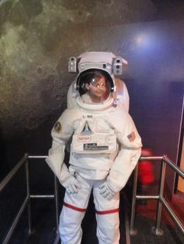 Be an astronaut. - November 2011