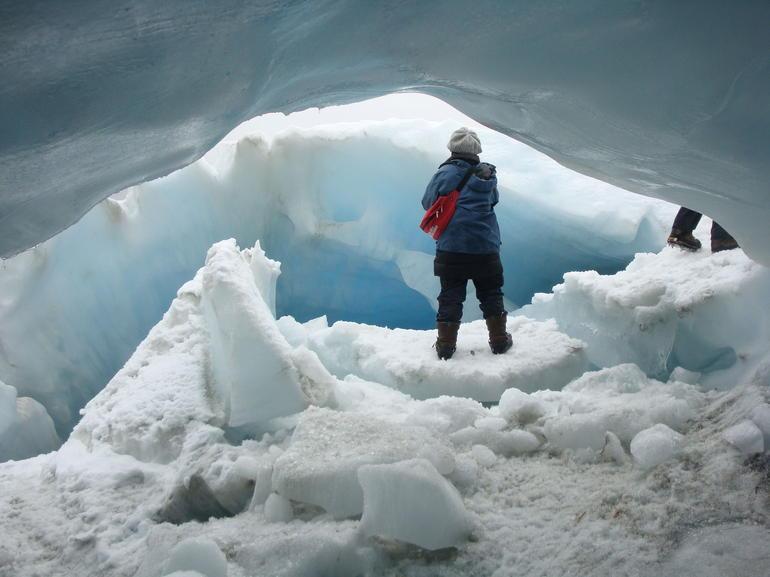 Wow! - Franz Josef & Fox Glacier