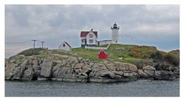 Iconic Nubble Lighthouse , Uma S - October 2014