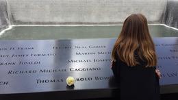 9/11 Monument , Janice D - November 2016