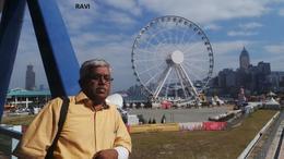 Me , Ravi Kumar S - December 2016