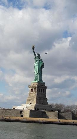 Statue of Liberty cruise , Audrey F - February 2017