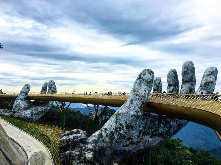 Private Golden Bridge & Ba Na Hills Full Day Trip From Danang City photo 60