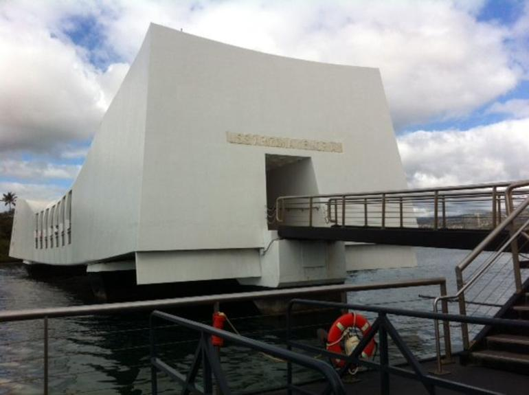 ARIZONA MEMORIAL - Oahu