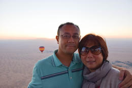 Balloon Adventures- 16th Wedding Anniversary , Jchan1016 - November 2014