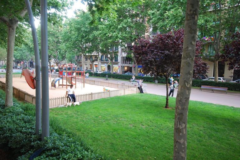 Barcelona City Parks - Barcelona