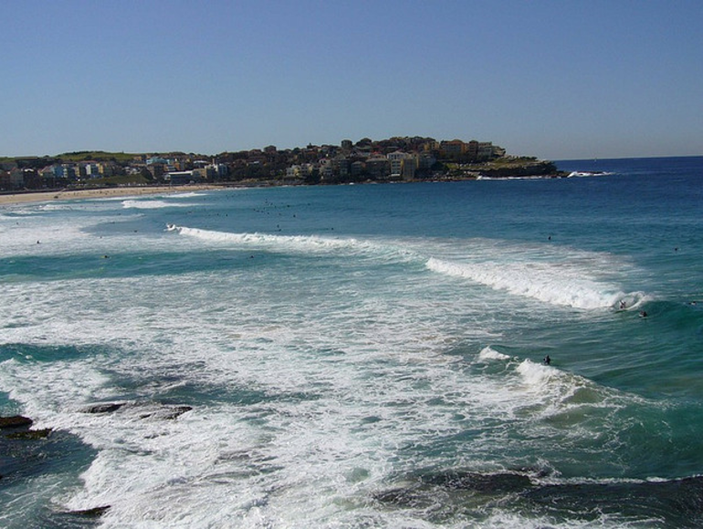 Bondi Waves - Sydney
