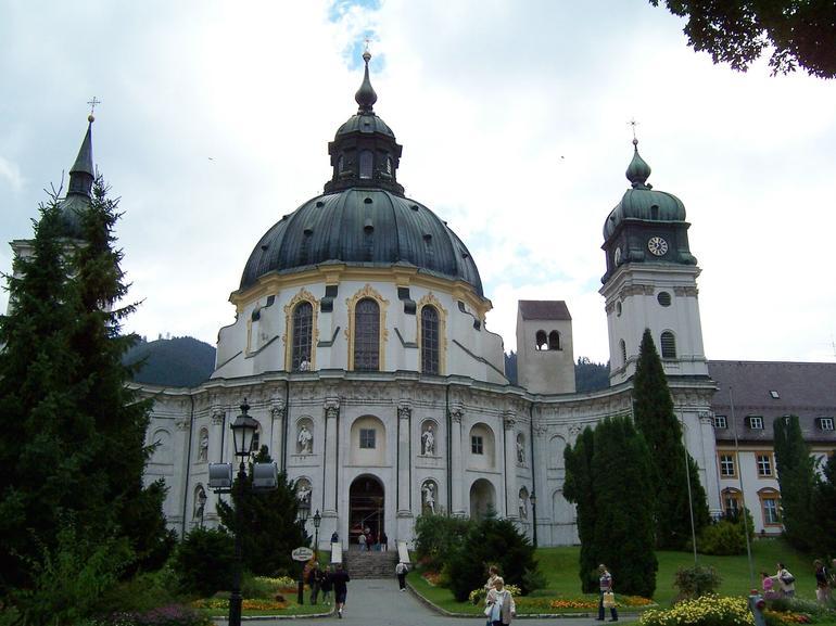 Ettal Monastery - Munich
