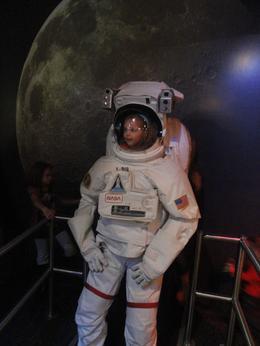 Astronaut suit. - November 2011