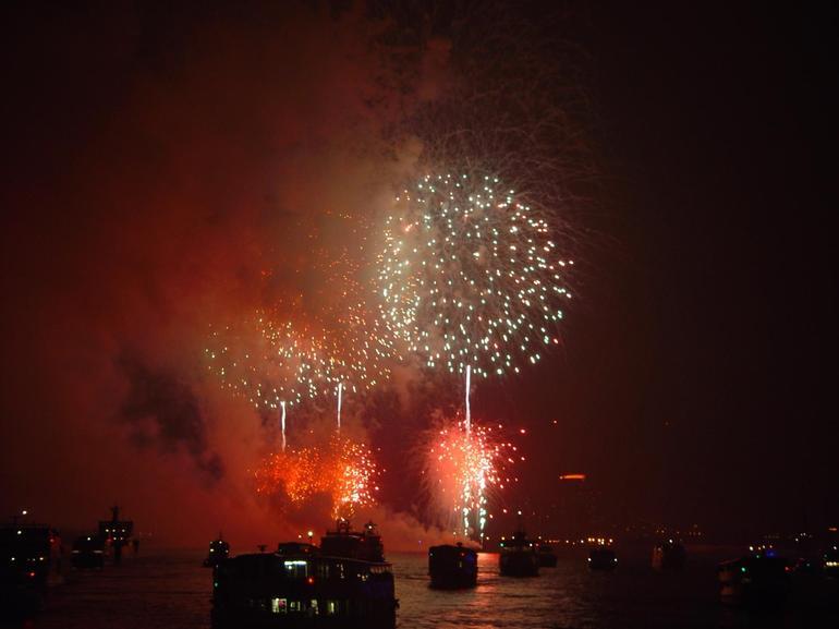 Firework Display - New York City