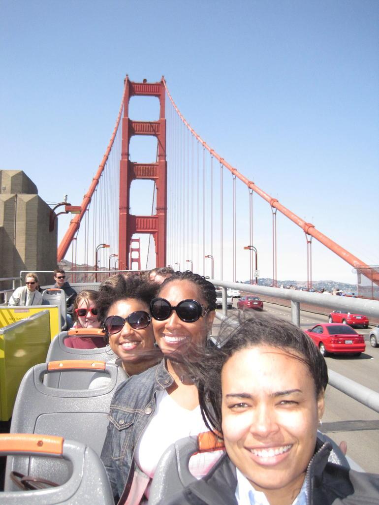 Golden Gate Bridge and Friends... - San Francisco