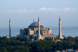 Hagia Sophia, Istanbul - August 2011