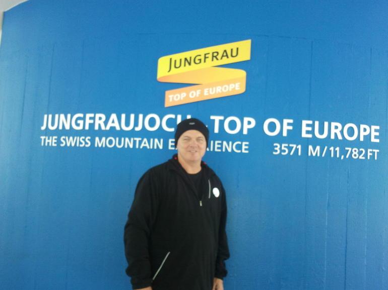 Jungfraujoch.. - Zurich