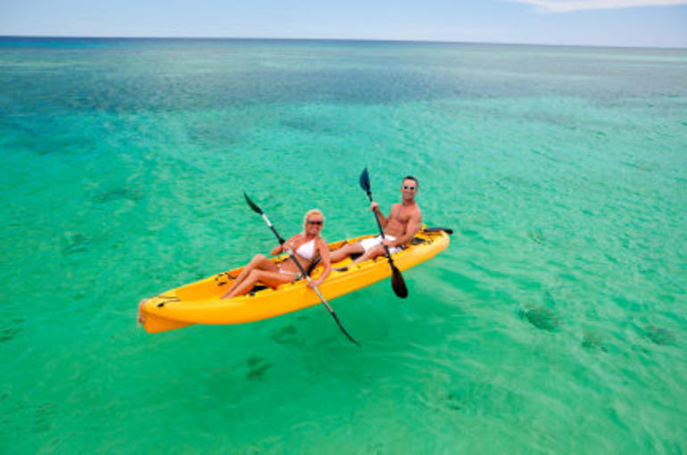 Kayak and Snorkel Adventure - St Kitts