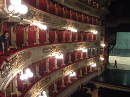 La Scala Opera House , Dominic A - September 2014