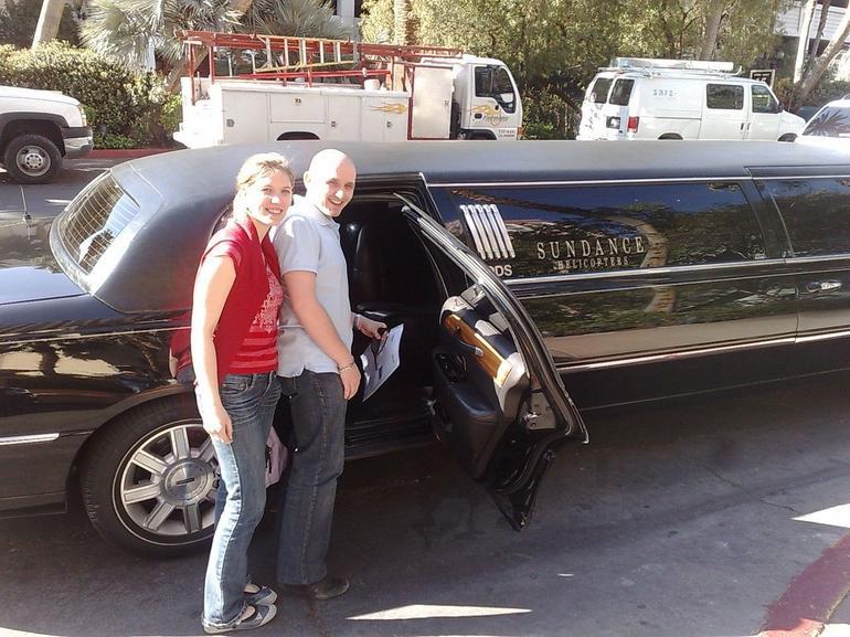 Limo Ride - Las Vegas