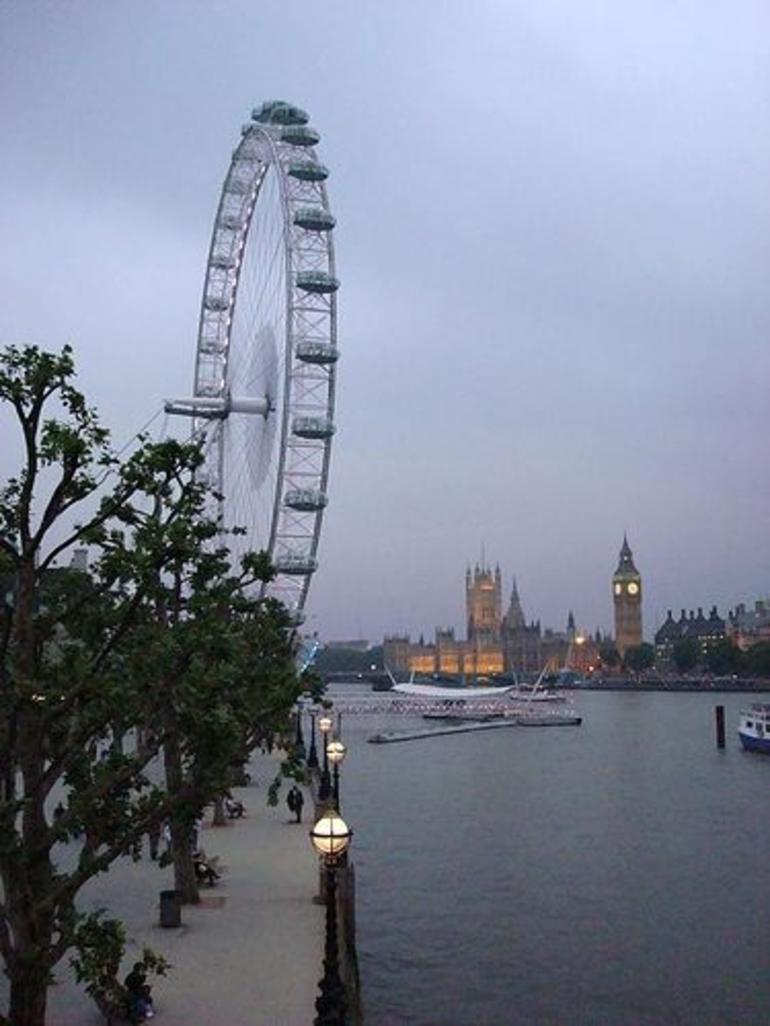 London Eye - London
