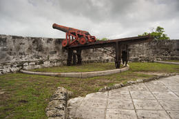 Cannon at Fort Fincastle - May 2011