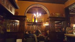 Just one of the great bars we visited that we never would have found on our ow. , Ryan B - October 2016
