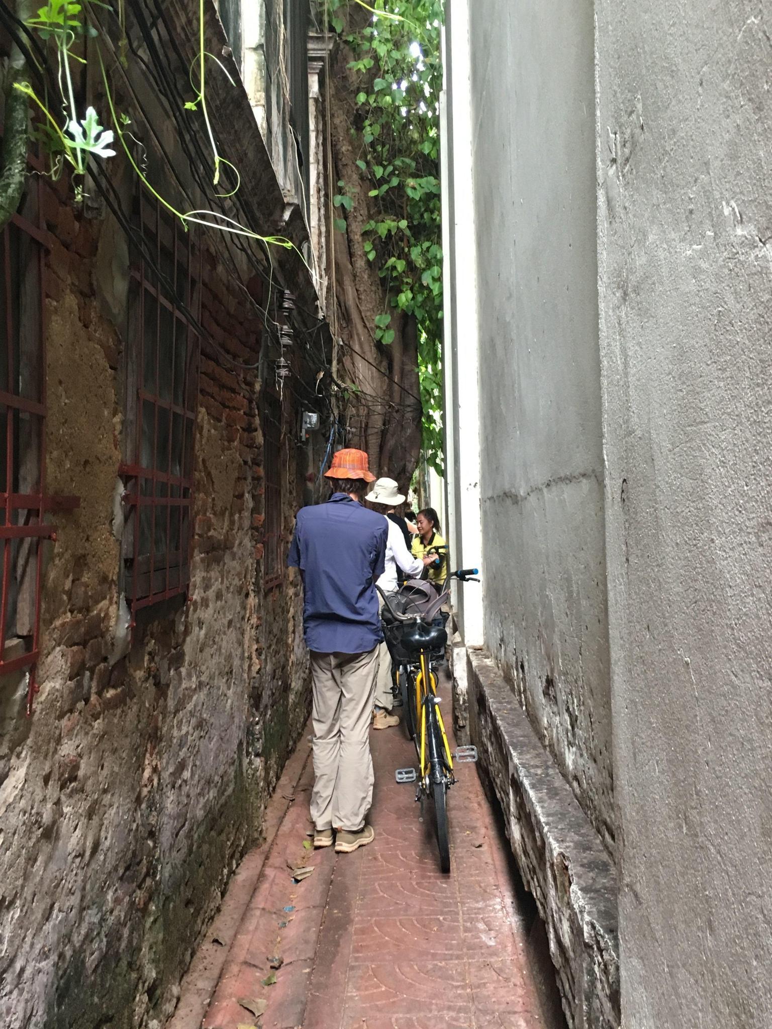 MÁS FOTOS, Experiencia en bicicleta del verdadero Bangkok