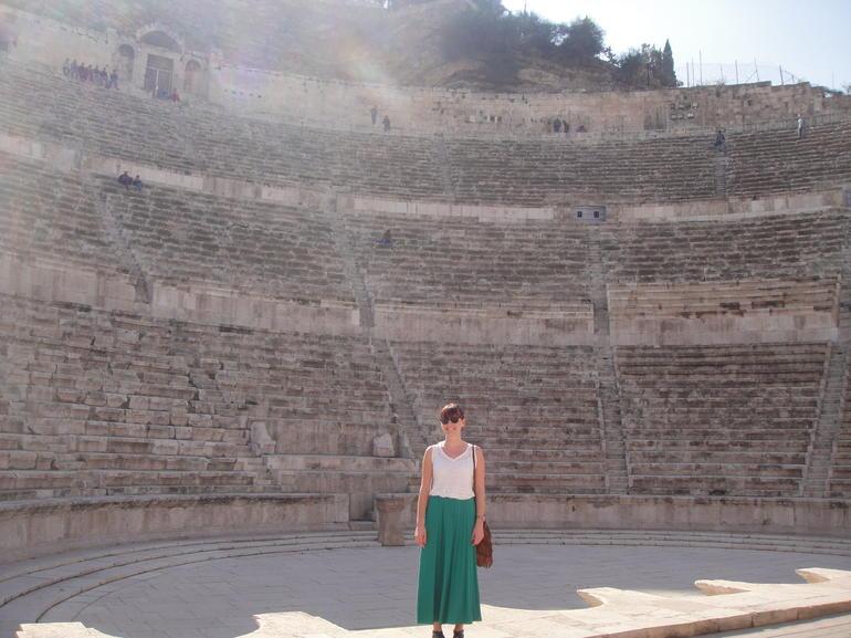 Roman Theatre - Amman