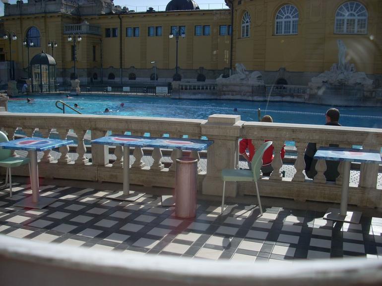 Schenenyi Baths - Budapest