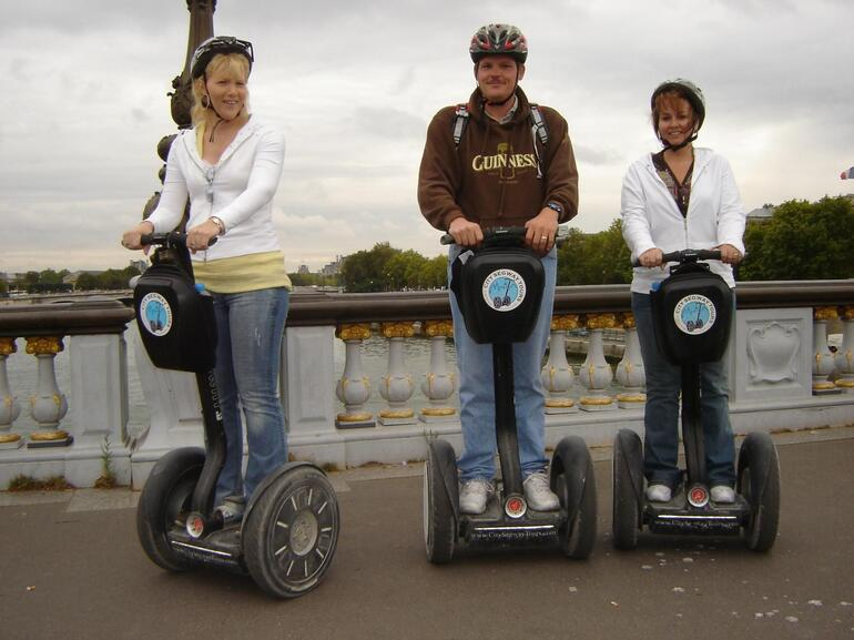 Segways in Paris - Paris