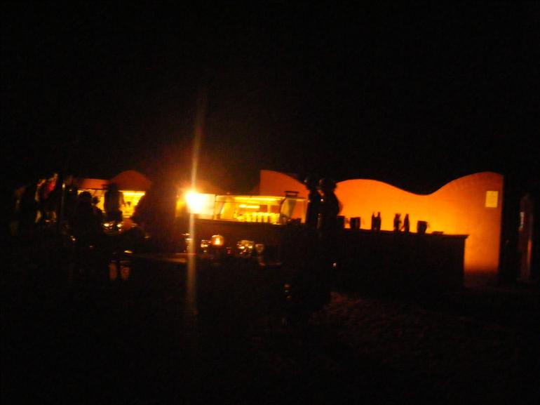 Sounds of Silence dinner - Ayers Rock