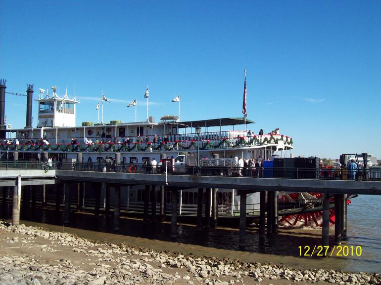 Steamboat Natchez - New Orleans