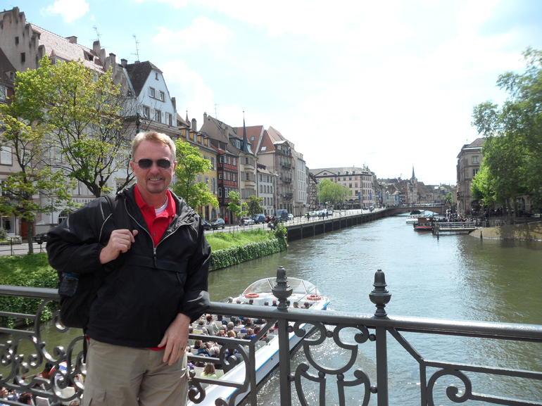 Strasbourg - Frankfurt