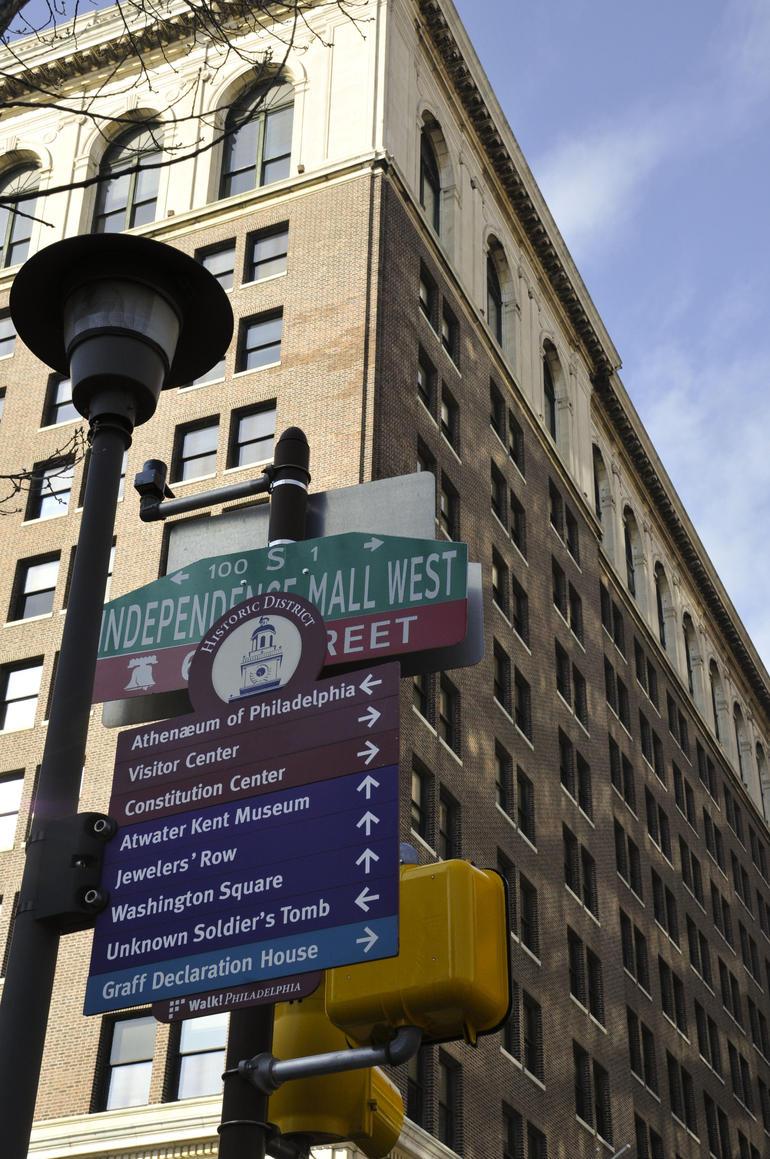 Street Signs - New York City