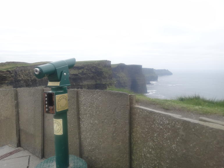 the cliffs - Dublin