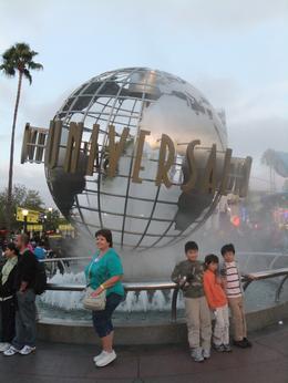 Universal Studios Hollywood, Colin Ng - November 2010