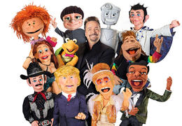 See Terry Fator and his cast of puppets live at the Mirage Hotel and Casino in Las Vegas., Viator Insider - December 2017