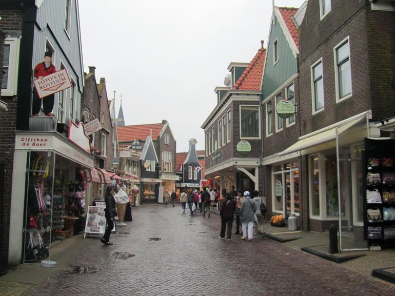 Volendam village - Amsterdam