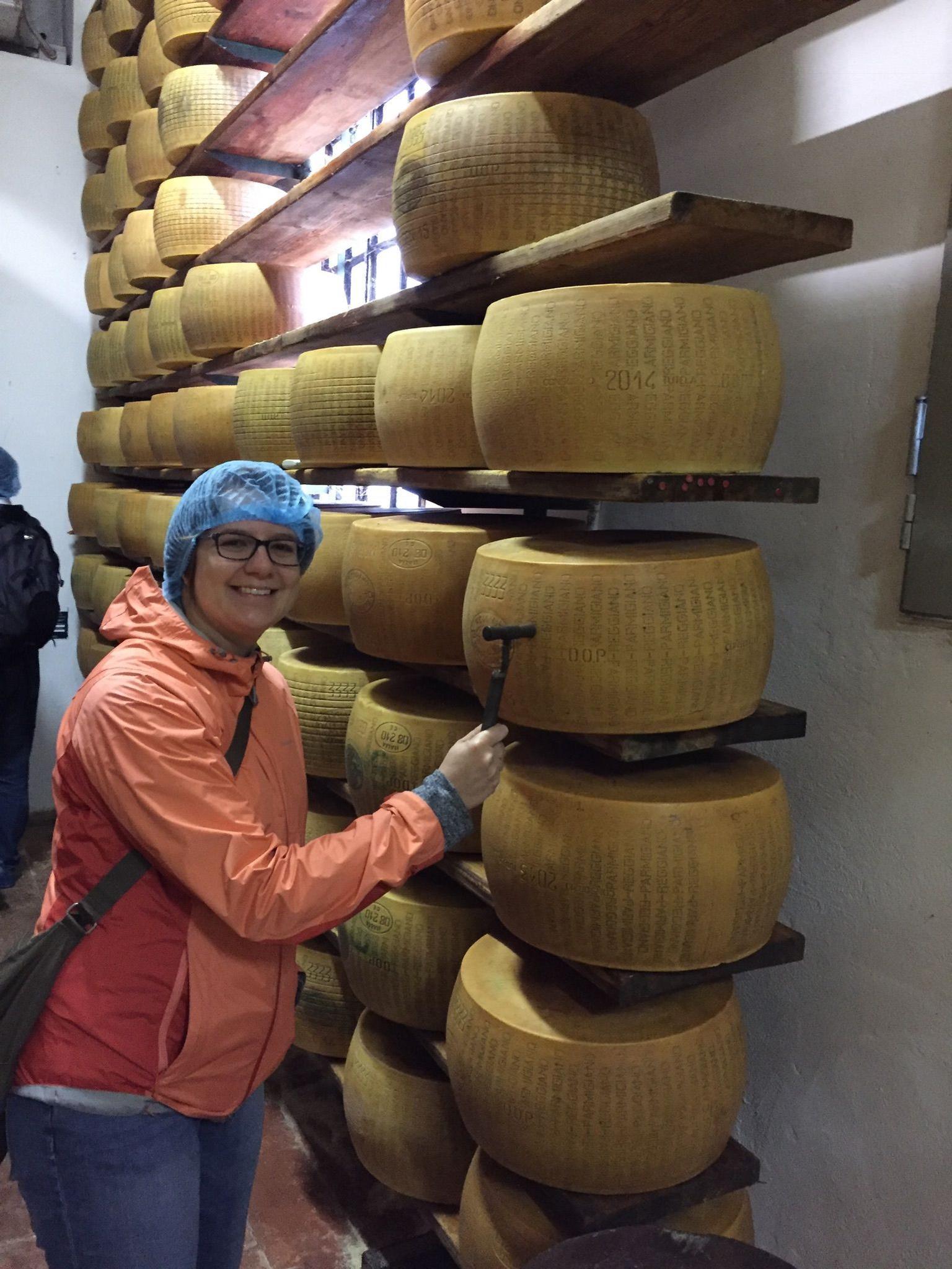 MÁS FOTOS, Parmigiano Reggiano Cheese Tasting Tour