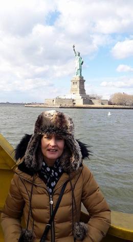 Audrey on cruise , Audrey F - February 2017