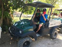 Dune buggy ride...ready to go! , tmybock - February 2017