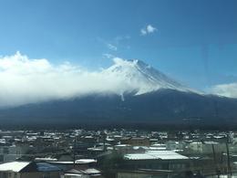 Mt Fuji , Brenda N - February 2018