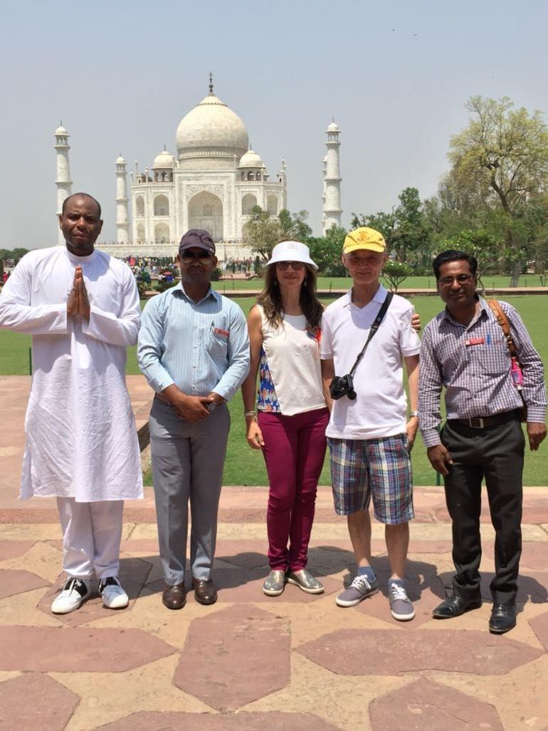 Delhi to Agra and Taj Mahal Private Day Trip by Express Train with Lunch photo 53