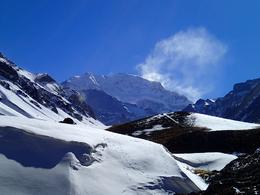 View of Cerro Aconcagua , Cristina S - July 2013