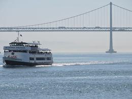 Cruise over to Alcatraz , Helen S - May 2016