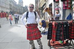 Want to buy a kilt Laddie? , Hurtz74 - April 2012