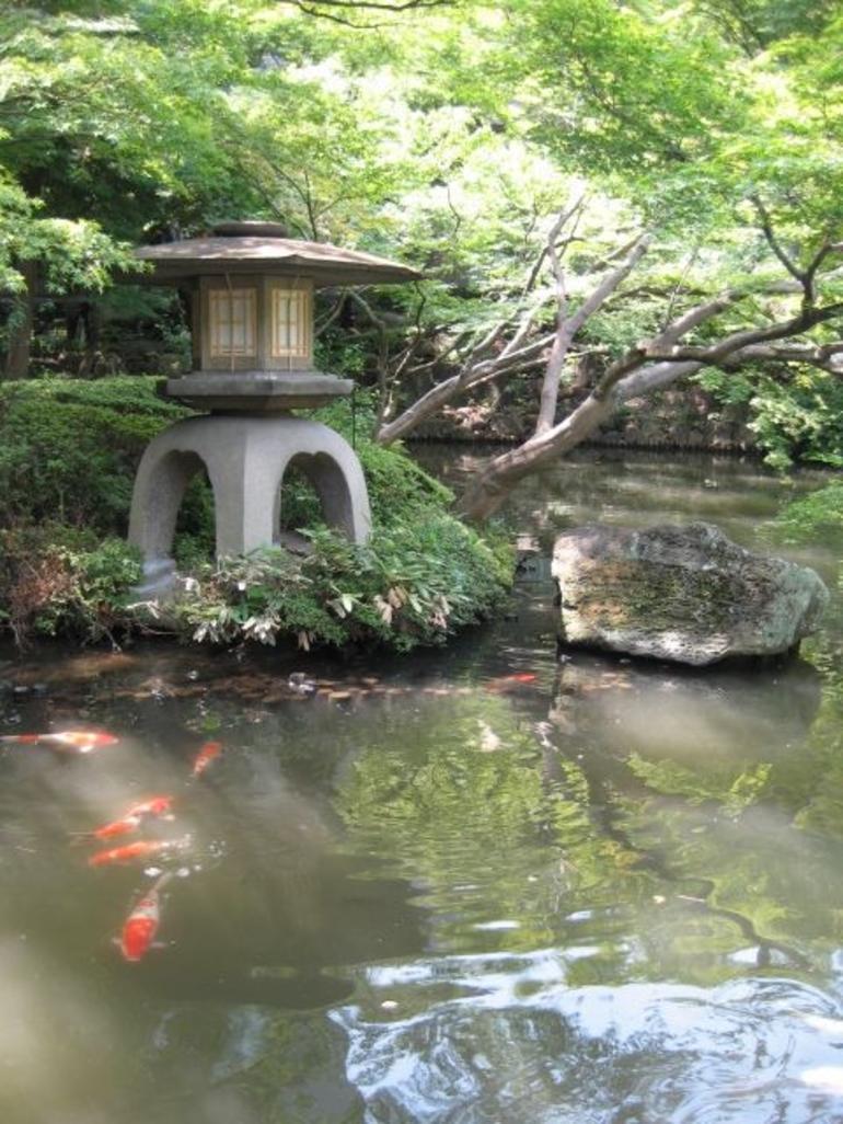 Gardens - Tokyo