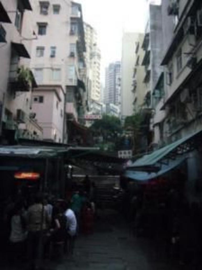 Hong Kong walking tour - Hong Kong