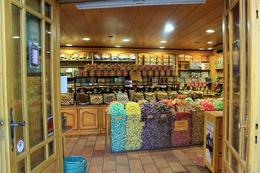 The amazing biscuit and confectionary shop in Les Baux, the food is as good as it looks!, Helen L - September 2010
