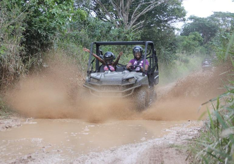 Muddy Ride - Montego Bay