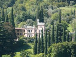 Stunning villa i typical tuscan gardens, HOWARD D - September 2010