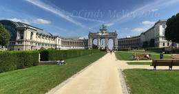 Parc du Cinquantenaire , Cindy M - September 2016
